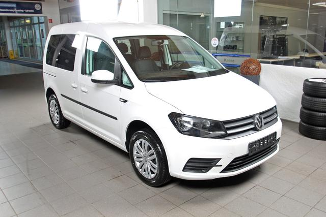 Volkswagen Caddy - 1.4 TSI DSG Trendline, Navi, Sitzheizung, Einparkhilfe