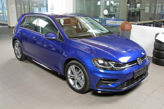 Volkswagen Golf - VII 1.5 TSI DSG R-LINE, Kamera, AppConnect, ergoActive, ACC