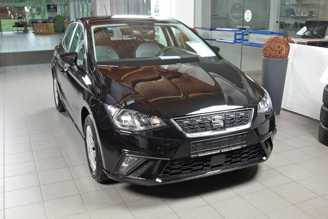 Seat Ibiza - 1.0 TSI DSG Style, virtualCockpit, Winterpaket, Climatronic Vorlauffahrzeug
