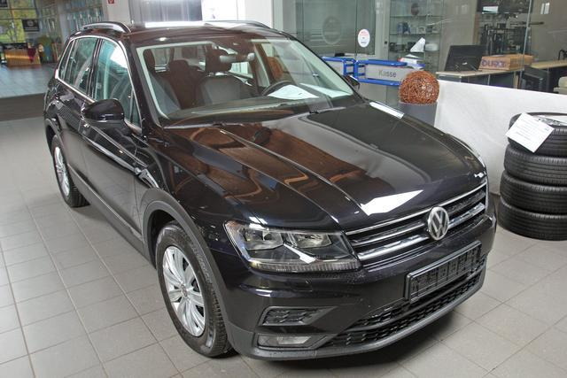 Volkswagen Tiguan - 1.5 TSI DSG Trendline, Sitzheizung, Einparkhilfe, Bluetooth Vorlauffahrzeug
