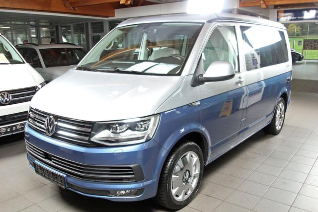 Volkswagen T6 California Ocean 2.0 TDI DSG 4-Motion, AHK, LED, ACC, DAB, Navi, Kamera