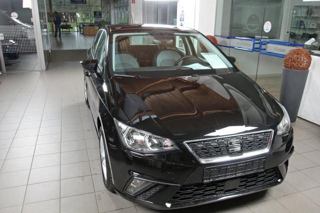 Seat Ibiza - 1.0 TSI DSG Style, virtualCockpit, Winterpaket, Climatronic