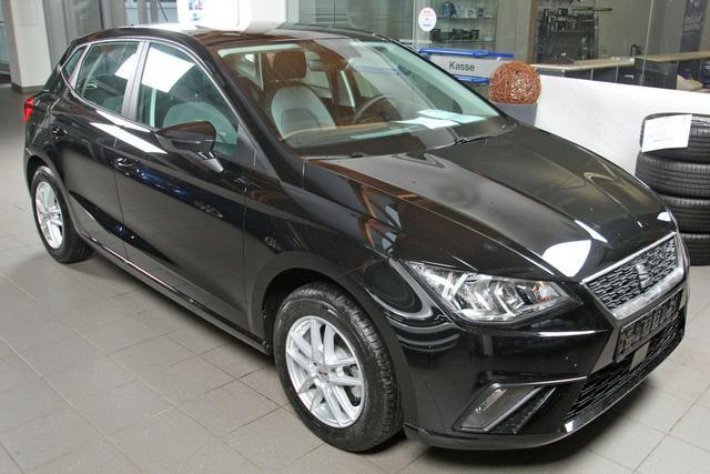 Seat Ibiza - 1.0 TSI Style virtualCockpit, Winterpaket, Tempomat, Einparkhilfe Vorlauffahrzeug