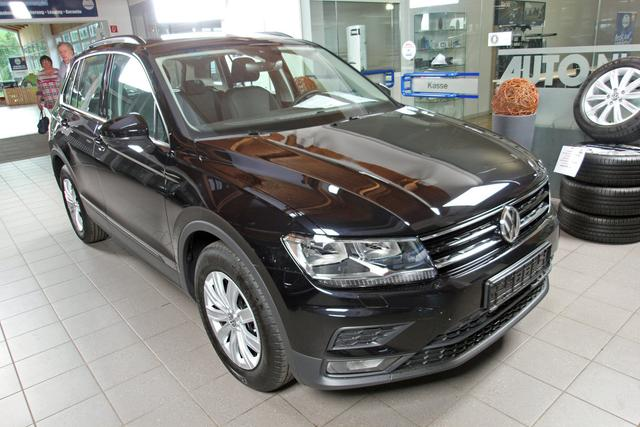 Volkswagen Tiguan - 1.5 TSI DSG Trendline, Navi, Bluetooth, Winterpaket, Climatronic Vorlauffahrzeug