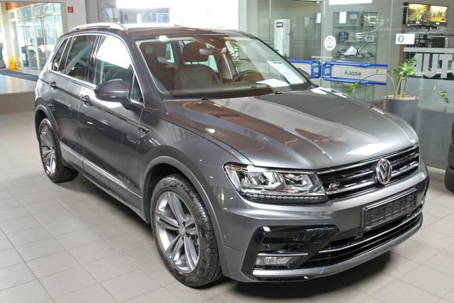 Volkswagen Tiguan - 1.5 TSI ACT OPF Comfortline, R-LINE, AHK, Kamera, LED, 5-J. Garantie