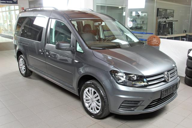 Volkswagen Caddy - Maxi 1.4 TSI DSG Trendline, 7-Sitzer, Navigation, Bluetooth