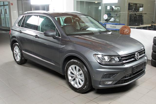 Volkswagen Tiguan - 1.5 TSI ACT OPF Comfortline, AHK, EasyOpen, LED, Kamera, Navi Vorlauffahrzeug