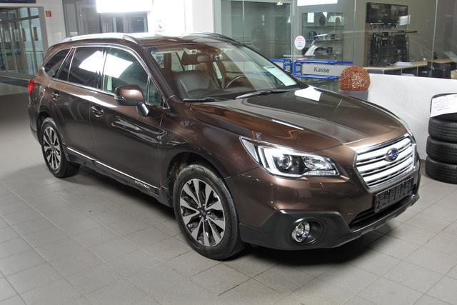 Gebrauchtfahrzeug Subaru Outback - 2.0 D Kombi Sport Lineartronic, Navi, LED, LEDER, Harman Kardon