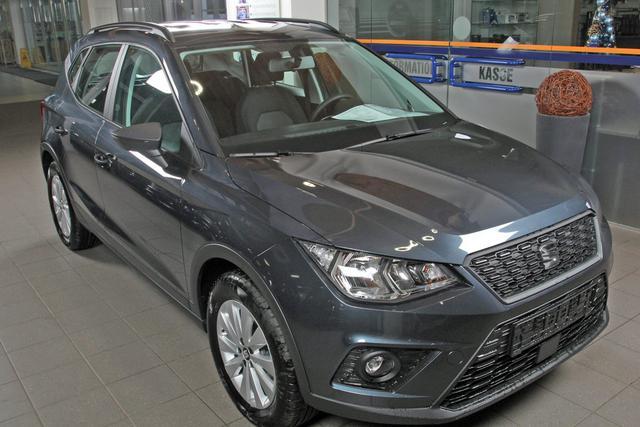 Seat Arona - 1.0 EcoTSI Reference, Winterpaket, Einparkhilfe, Bluetooth Vorlauffahrzeug