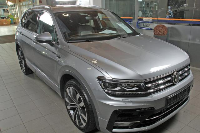 Volkswagen Tiguan Allspace - 2.0 TSI DSG 4-Motion, 2x R-LINE, 20-Zoll, sofort Vorlauffahrzeug