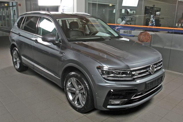 Volkswagen Tiguan - Allspace 2.0 TSI DSG 4-Motion,R-LINE, Highline, Leder, Pano, sofort
