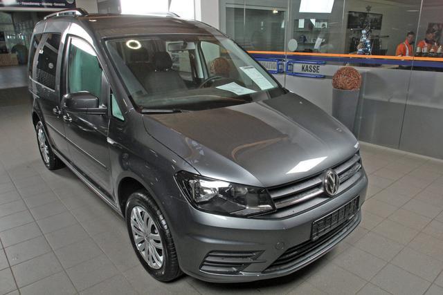 Volkswagen Caddy - 1.4 TSI DSG Trendline, Navi, DAB, Sitzheizung, Einparkhilfe