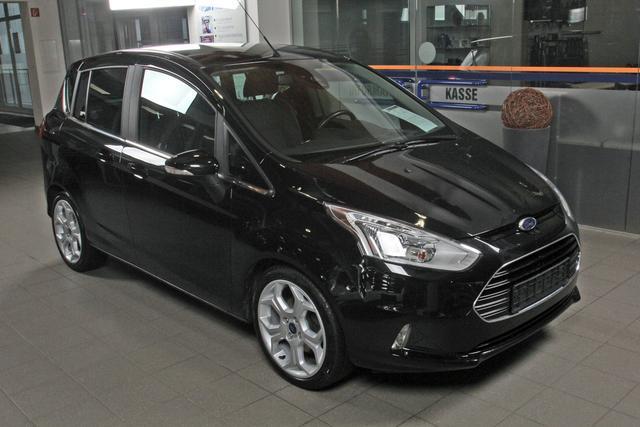 Gebrauchtfahrzeug Ford B-MAX - 1.0 EcoBoost Titanium, Bluetooth, Klimaautomatik, Sitzheizung