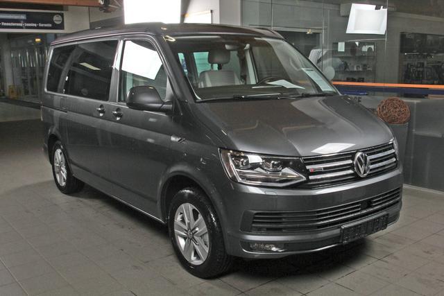 Volkswagen T6 California - 2.0 TDI DSG 4-Motion Ocean, AHK, ACC, LED, Media Plus, Kamera Vorlauffahrzeug
