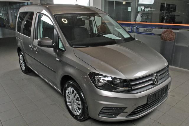 Volkswagen Caddy - 1.4 TSI Trendline, Navi, Sitzheizung, Einparkhilfe, sofort