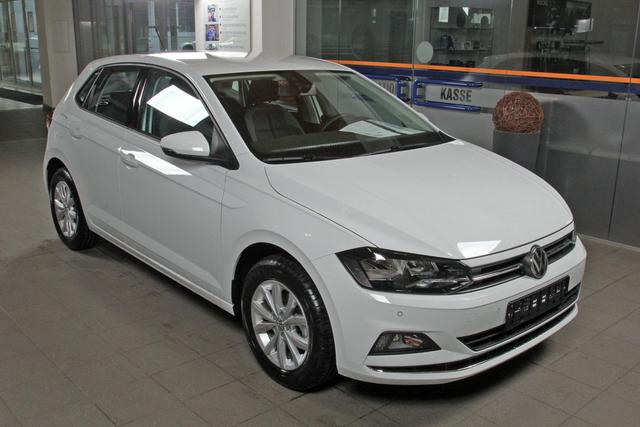Volkswagen Polo - 1.0 TSI Highline, Bluetooth, Sitzheizung, Parkpilot, Climatronic Vorlauffahrzeug