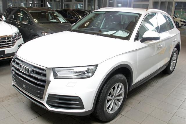 Audi Q5 - 35 TDI Quattro S-Tronic, Xenon, MMI Navi, Sitzheizung, el. Klappe,sofort