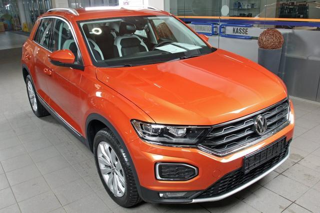 Volkswagen T-Roc - 1.5 TSI DSG Sport, Kamera, Navi, LED, ACC, DAB, Assistenz Plus