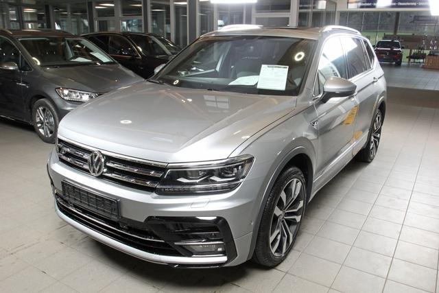 Volkswagen Tiguan - Allspace 2.0 TDI DSG 4-Motion, 2x R-LINE, 7-Sitzer, Pano