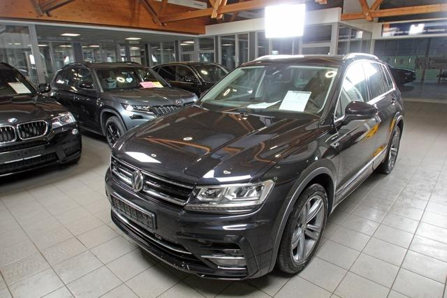 Volkswagen Tiguan - 1.5 TSI DSG Comfortline, R-LINE, Kamera, AHK, Easy Open,Navi, sofort