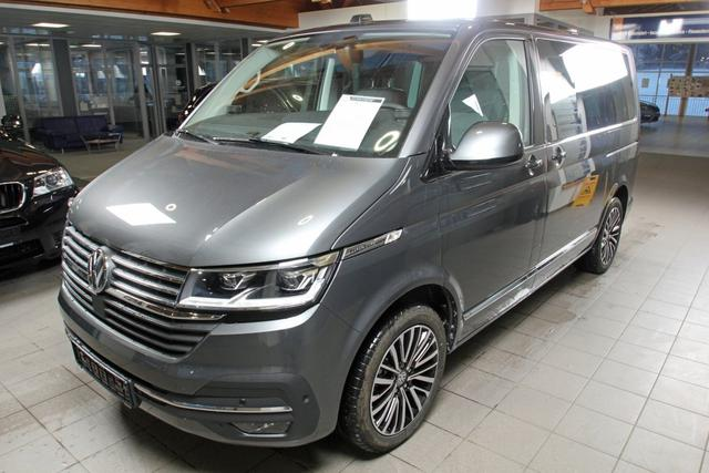 Volkswagen Multivan 6.1 - T6.1 2.0 TDI DSG Highline, Kamera, Navi Pro, el. Klappe, sofort