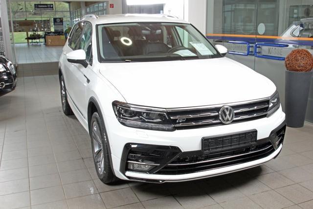 Volkswagen Tiguan - Allspace 2.0 TSI DSG 4-Motion,R-LINE, Highline, Leder, AHK, 7 Sitze