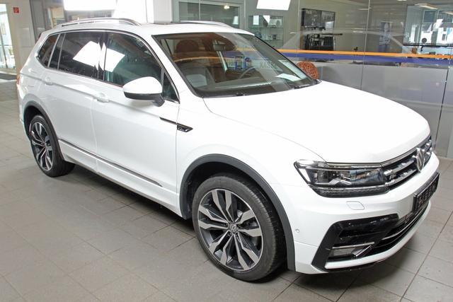 Volkswagen Tiguan - Allspace 2.0 TDI DSG 4-Motion, 2x R-LINE, Pano, 20 Zoll