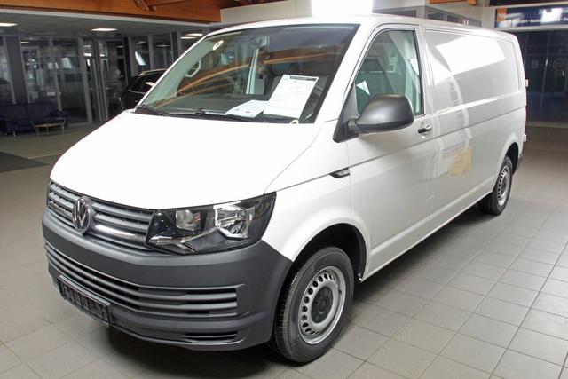 Volkswagen T6 Transporter - 2.0 TDI BMT LR Kasten, Climatic, Trennwand, Bluetooth Vorlauffahrzeug