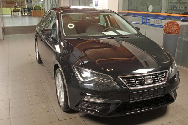 Seat Leon - 1.5 TSI FR, Pano, LED, Navi, Winterpaket, 17 Zoll