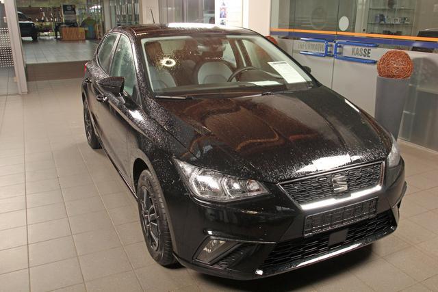 Seat Ibiza - 1.0 TSI DSG Style, Navi, virtualCockpit, Winterpaket, Climatronic Vorlauffahrzeug