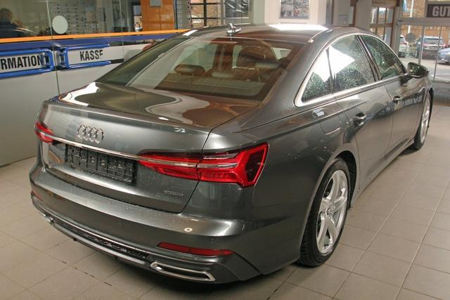 Audi A6 50 TDI quattro sport S-LINE, LED, MMI Plus, Teilleder, Soundsystem