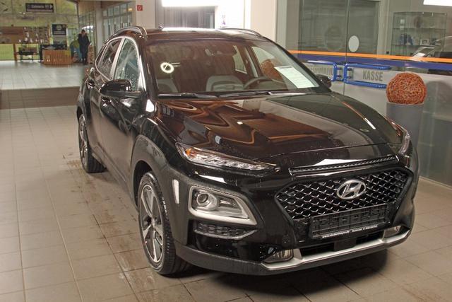 Hyundai Kona - 1.6 T-GDI 4WD AT Premium, LED, Kamera, DAB, Navi