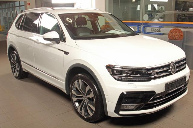 Volkswagen Tiguan - Allspace 2.0 TSI DSG 4-Motion, 2x R-LINE, 20-Zoll, sofort
