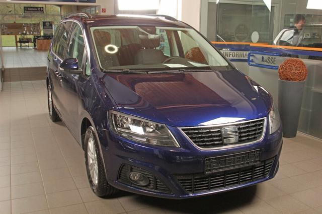 Lagerfahrzeug Seat Alhambra - 1.4 TSI Style, 7-Sitzer, Kamera, Navi, ACC, KESSY, DAB
