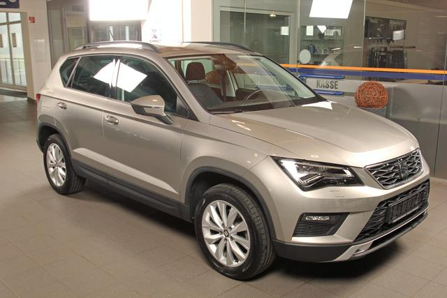 Seat Ateca 1.6 TDI Style, LED-Scheinwerfer, Winterpaket, Sunset, Bluetooth