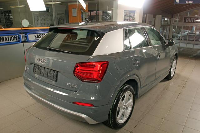 Audi Q2 35 TDI S-Tronic quattro S-LINE Edition, LED, Navi, Teilleder