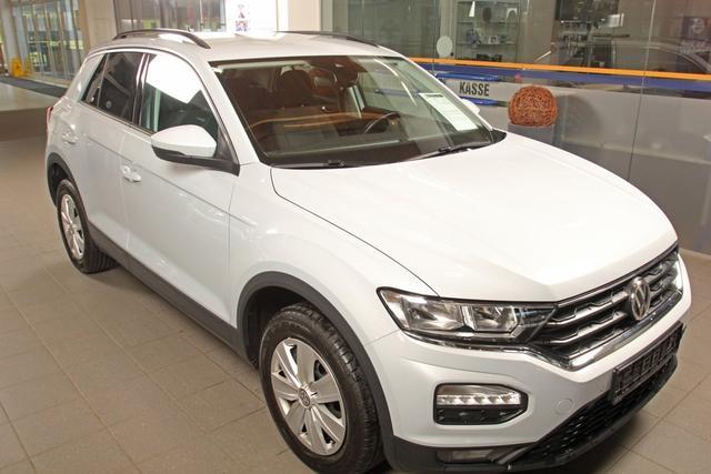 Volkswagen T-Roc - 1.5 TSI ACT, AHK, Sitzheizung, Einparkhilfe, Bluetooth