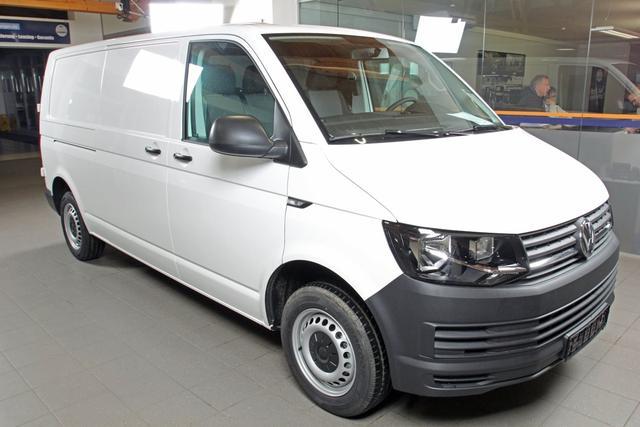 Volkswagen T6 Transporter - 2.0 TDI BMT LR Kasten, Climatic, Trennwand, Bluetooth