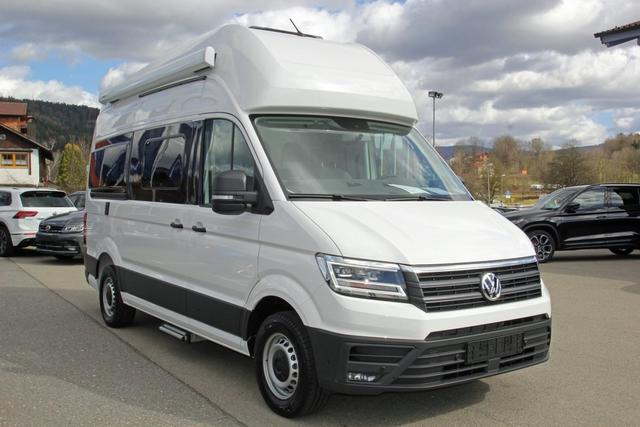 Volkswagen T6 California - Grand 600 2.0 TDI DSG, Gasheizung, WC, Markise, LED, sofort