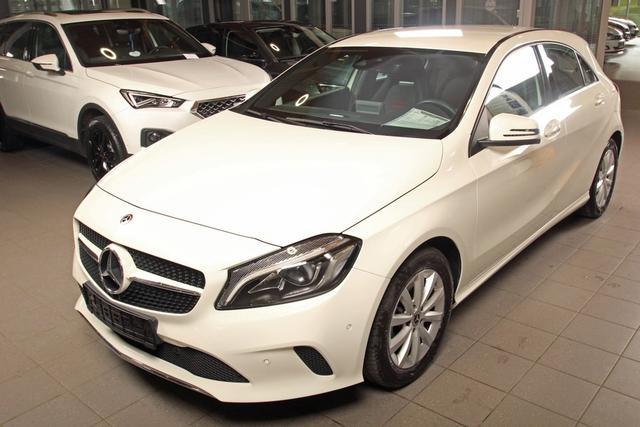 Gebrauchtfahrzeug Mercedes-Benz A-Klasse - A 180 Style, LED-High, Navi, Sitzheizung, Parklenkassistent