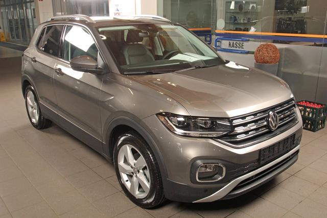 Volkswagen T-Cross - 1.0 TSI Style, LED, Kamera, Navi, ACC, Winterpaket, sofort