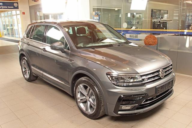 Volkswagen Tiguan - 1.5 TSI DSG Comfortline, R-LINE, AHK, Kamera, ActiveInfo