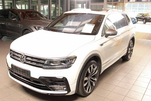 Volkswagen Tiguan - Allspace R-Line, 2.0 TDI DSG 4-Motion, Highline, Pano