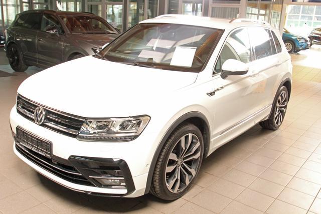 Volkswagen Tiguan - 2.0 TSI DSG 4-Motion, 2x R-LINE, AHK, Kamera, 20 Zoll