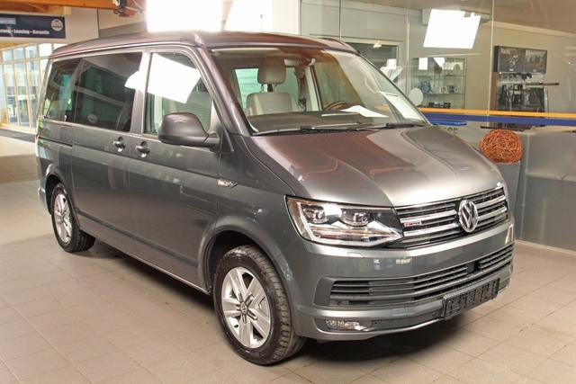 Volkswagen T6 California - 2.0 TDI DSG 4-Motion Ocean, AHK, ACC, LED, Media Plus, Kamera
