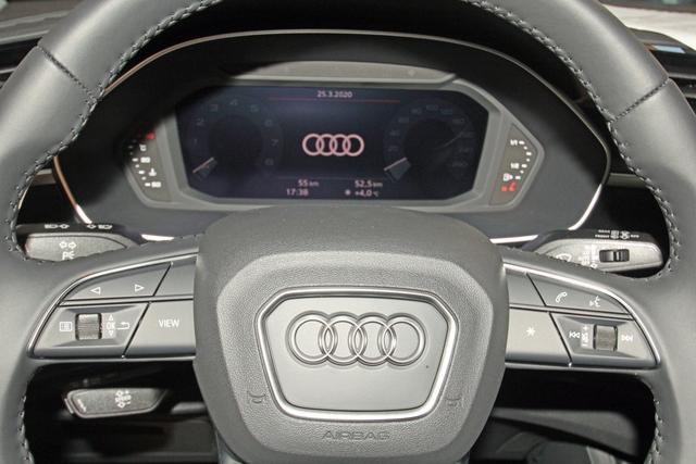 Audi Q3 40 TFSI quattro S-Tronic S-LINE, NAVI, AHK, el. Klappe, LED, sofort
