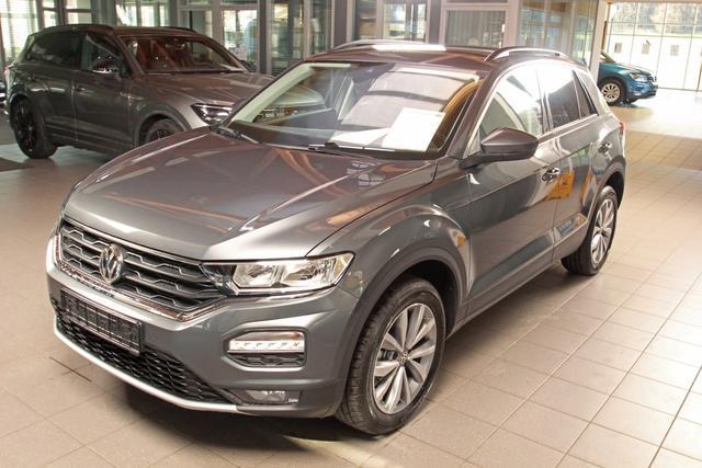 Volkswagen T-Roc - 1.5 TSI DSG Design, Kamera, Navi, ACC, 17-Zoll, Winterpaket Vorlauffahrzeug
