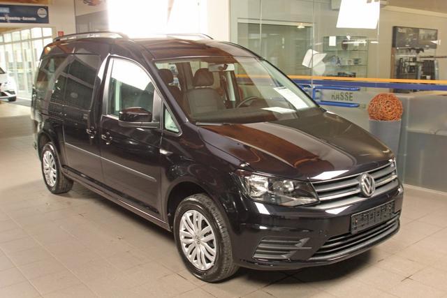 Volkswagen Caddy Maxi - 1.4 TSI DSG Trendline, 7-Sitzer, Navigation, Bluetooth Vorlauffahrzeug