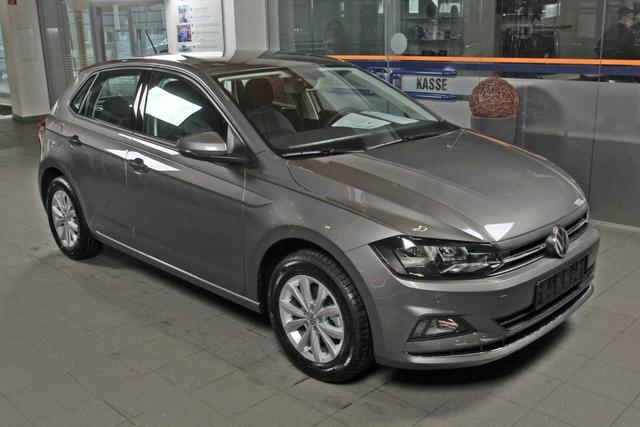 Volkswagen Polo - 1.0 TSI Highline, Bluetooth, Sitzheizung, Parkpilot, Climatronic