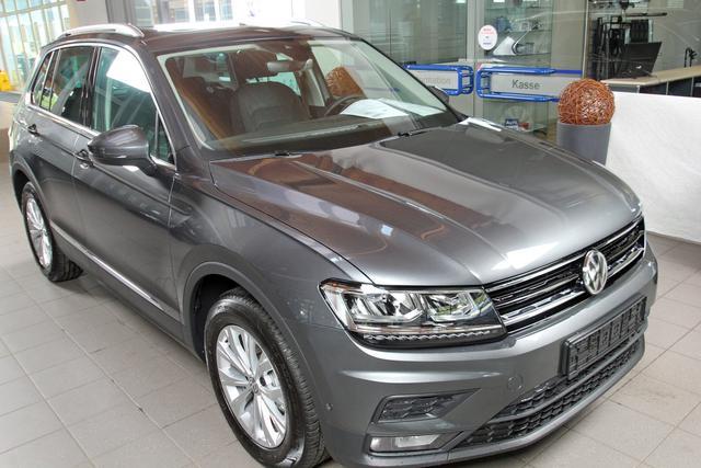 Volkswagen Tiguan - 1.5 TSI Comfortline, Pano, DAB, Kamera, LED, Navi, Keyless